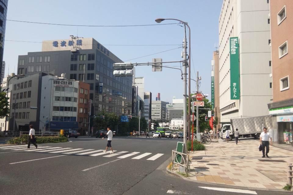 東京蝉時雨