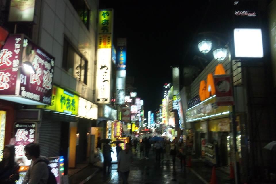 歌舞伎町ナウ